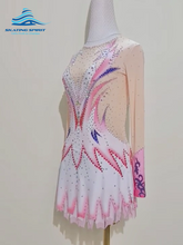 Load image into Gallery viewer, Figure Skating Dress #SD167