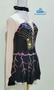 Figure Skating Dress #SD169