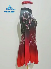 Load image into Gallery viewer, Figure Skating Dress #SD171