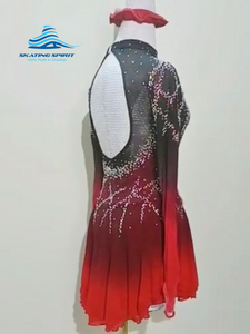 Figure Skating Dress #SD171