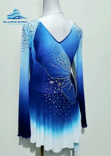 Load image into Gallery viewer, Figure Skating Dress #SD173