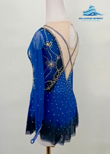 Load image into Gallery viewer, Figure Skating Dress #SD192
