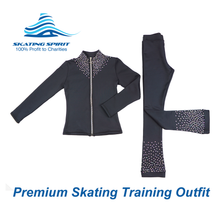 Load image into Gallery viewer, Premium Skating Training Outfit