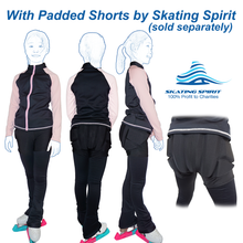 Load image into Gallery viewer, Two-tone Skating Training Outfit