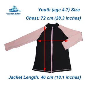 Two-tone Ice Skating Training Jacket