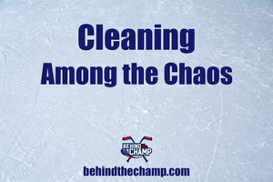 Cleaning Among the Chaos
