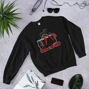 Smell My Bag Hockey Unisex Crew Neck Sweatshirt