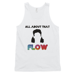 All About That Flow Hockey Hair Jersey Tank Top Unisex