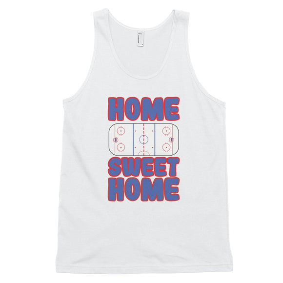 Home Sweet Home Hockey Classic tank top (unisex)
