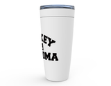 Hockey Grandma Viking Tumbler Travel Mug
