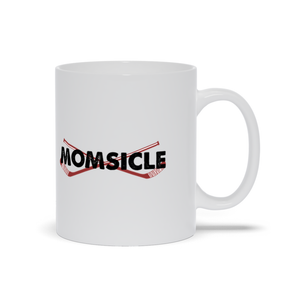 Momsicle Hockey Mom Ceramic Coffee Mug