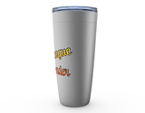 Beer League Bender Hockey Viking Tumbler Travel Mug