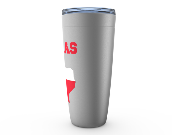 Texas Hockey Viking Tumbler Travel Mug