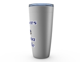 Skaters Gonna Skate Hockey Viking Tumbler Travel Mug