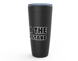 Here for the Concession Stand Viking Tumbler Travel Mug