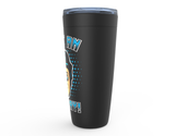 Have an Ice Day Hockey Viking Tumbler Travel Mug