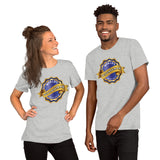 World's Okayest Defenseman Short-Sleeve Unisex T-Shirt