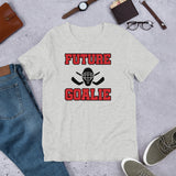 Future Goalie Hockey Short-Sleeve Unisex T-Shirt