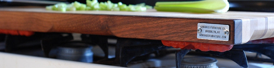 Stovetop Cutting Board Gallery