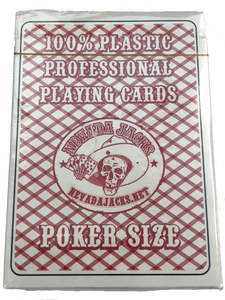 Nevada Jacks Plastic Playing Cards - 2 Decks