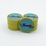 """Cigar Band"" Bounty Chips (Pack of 10)"