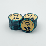"Doc Holliday ""REWARD"" Chips (Pack of 10)"