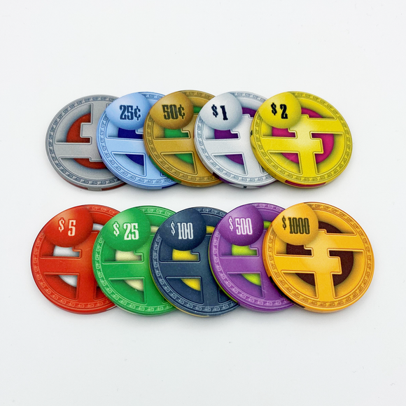 Dropa Discs Sample Set