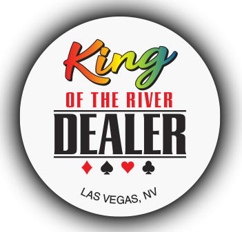 King of the River Dealer Button (49mm or 60mm)