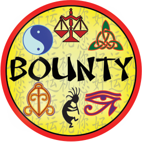 Lucky Symbols Bounty Chips (Pack of 10)