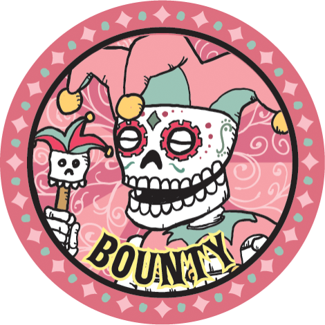 Dia de los Muertos Bounty Chips (Pack of 10)