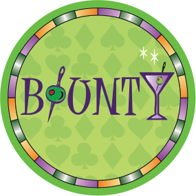 """Pokertini"" Bounty Chips (Pack of 10)"