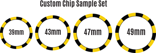Custom Chip Sample Set