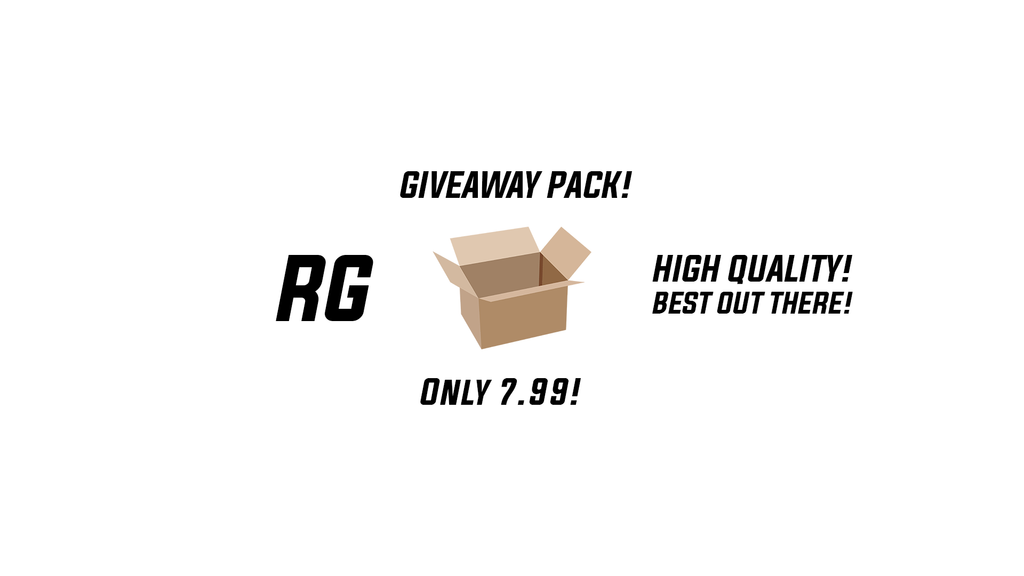 Giveaway pack!