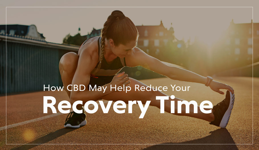 How CBD Helps Your Muscles Recover Faster