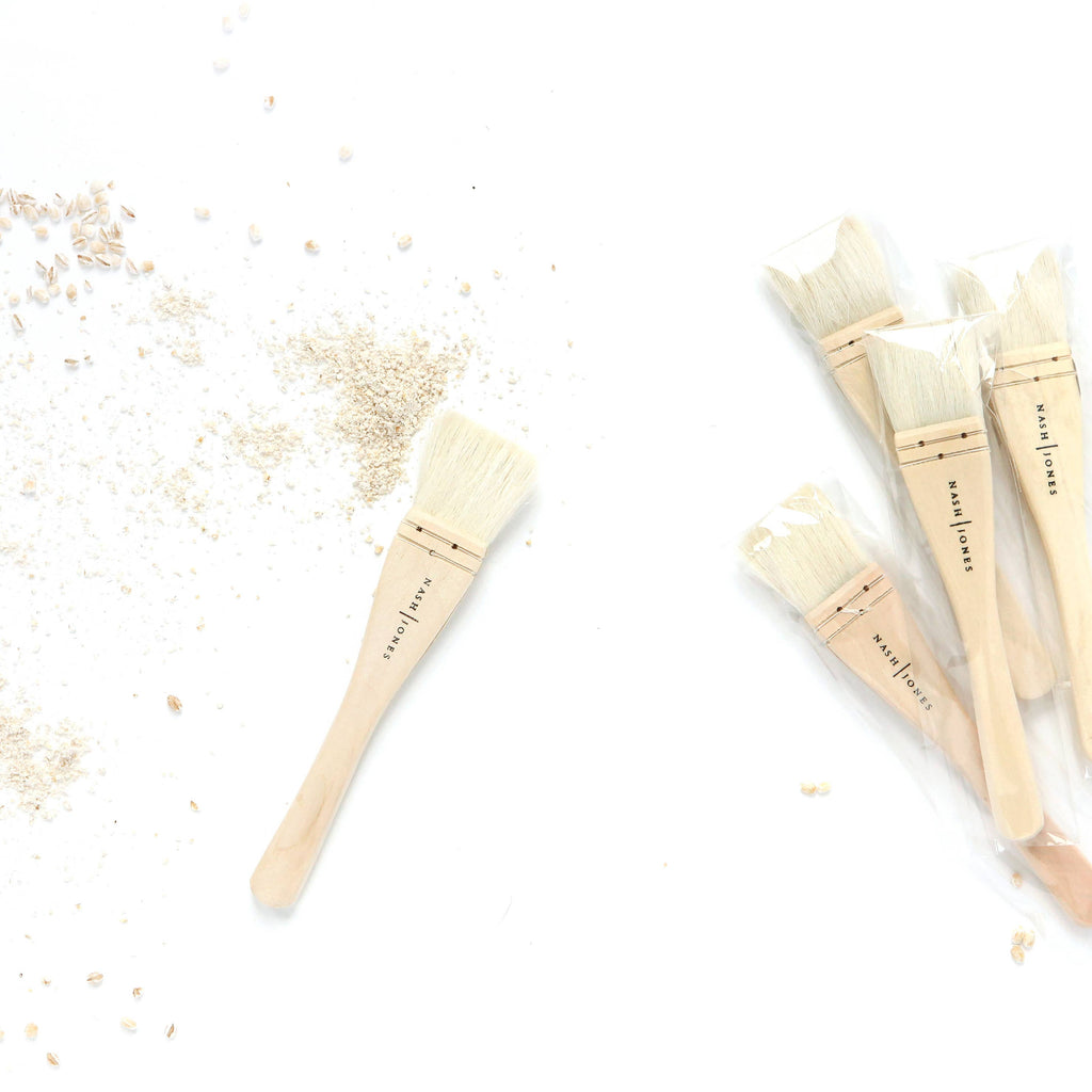 Clay Mask Trio with Brush - Gift Set