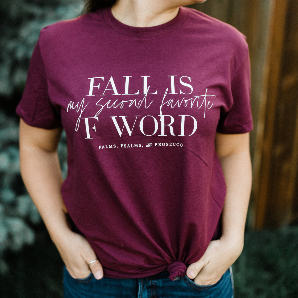Second Favorite F Word T-Shirt