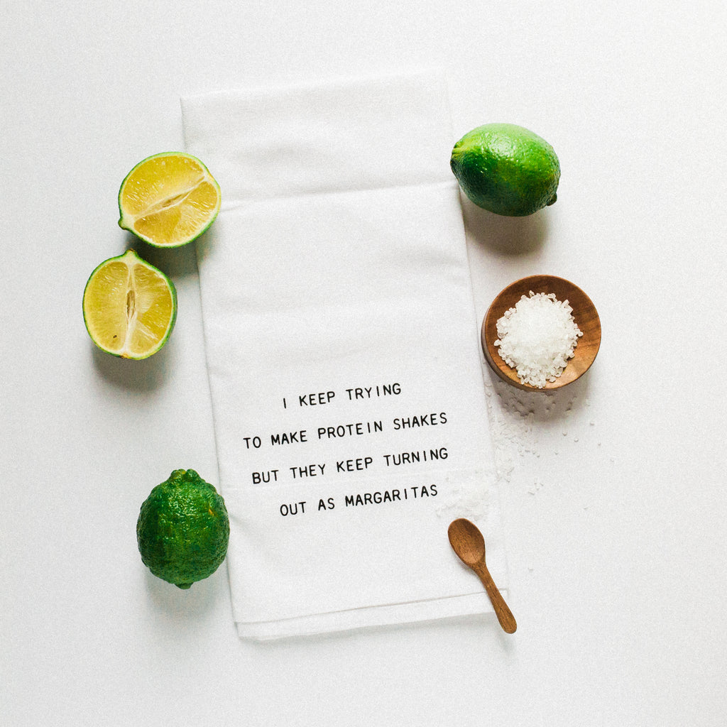 Margaritas Tea Towel