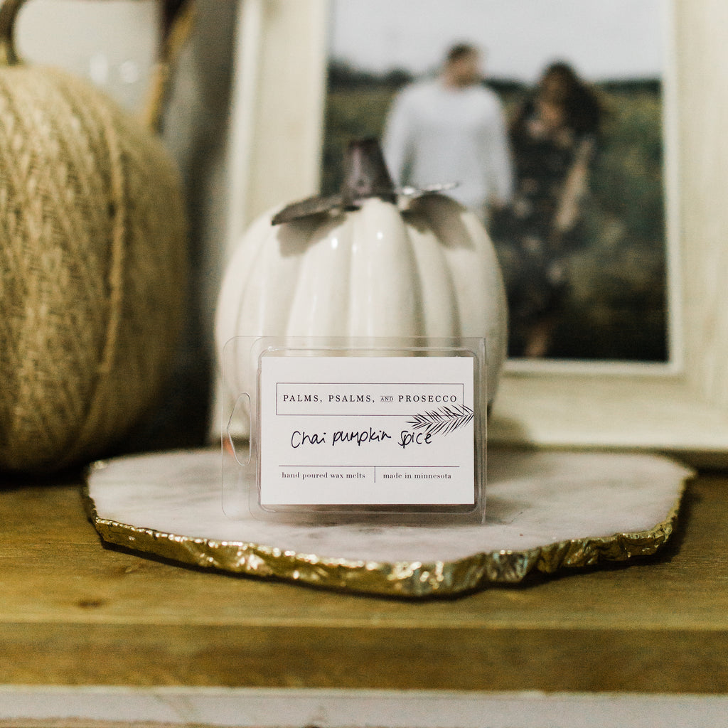 Chai Pumpkin Spice Wax Melts