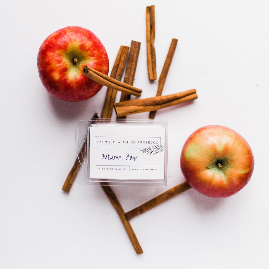 Autumn Star Wax Melts
