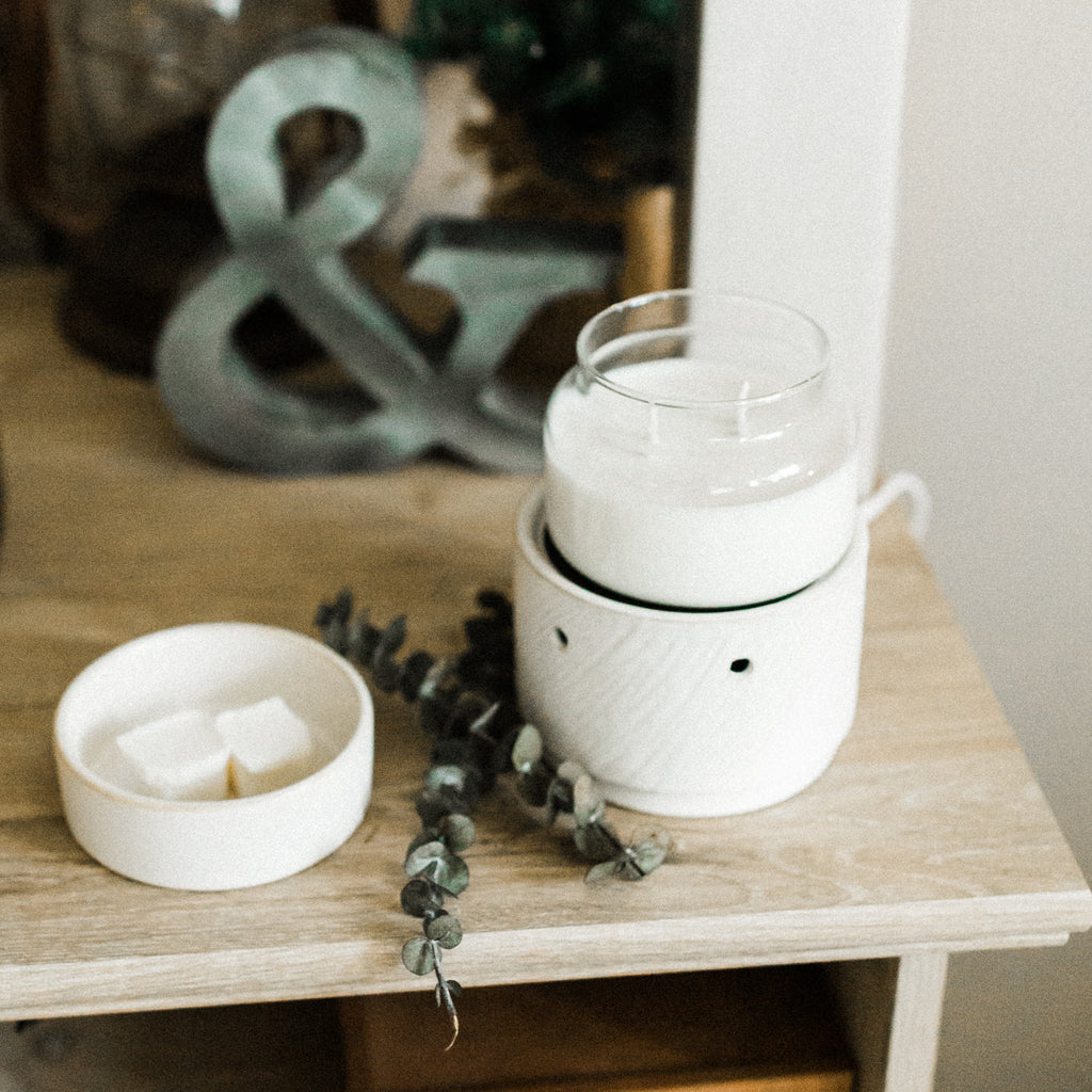 Aspen Wax Melter & Candle Warmer