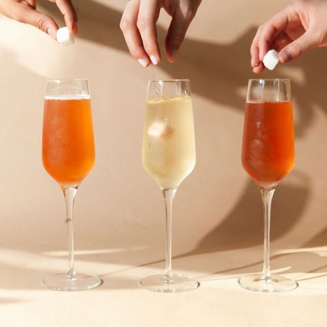 Instant Champagne Cocktail Kit