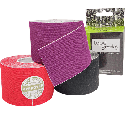 TapeGeeks Special 3 PACK