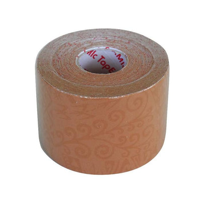 Dynamic Tape 5cm Beige With Beige Tattoo