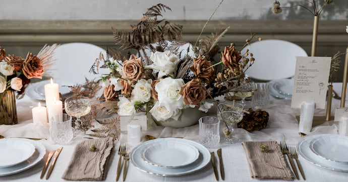 Autumnal Romance | An Ethereal Dream Filled With Warm Toffee And Romantic Ivory