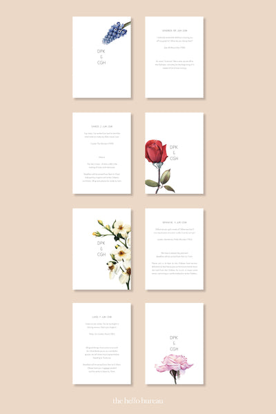 The Hello Bureau_Carl & Daniel Wedding Invitations