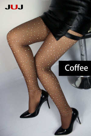 TIGHTS | Women's Diamond Fishnet Tights