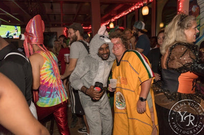 10TH ANNUAL TAP ROOM HALLOWEEN BASH
