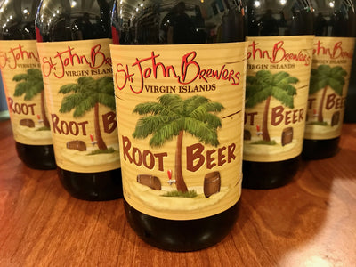 Root Beer Soda (12 pack)
