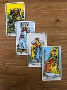Tarot Suits and Elements