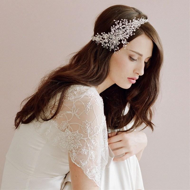 Romantic Crystal Headband
